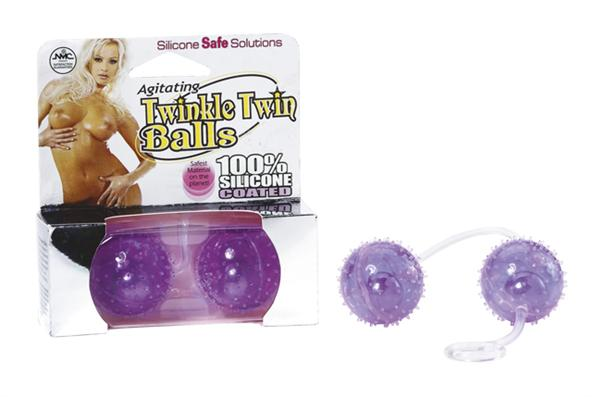 AGITATING SILICONE BALLS